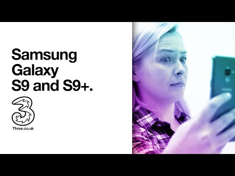 Samsung Galaxy S9 and S9+   First Look; Favourite Features   Three (2018)