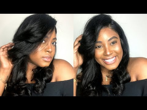 WIGS (and Fenty Beauty) ARE LIFE! | RPGHair 360 Frontal Wig
