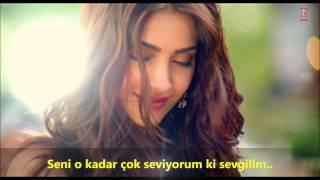 Dheere Dheere Se Meri Zindagi Türkçe Altyazılı | Hrithik Roshan | Sonam Kapoor | Yo Yo Honey Singh |