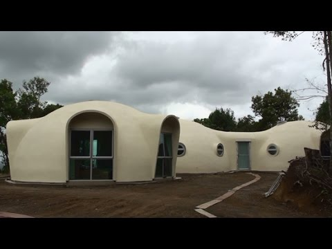 Domeshells Dome House, Dome Homes, and Dome Shelters - How to Build a Dome