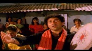 Shad Rahe Aabad Rahe  - Kasam - Sunny Deol, Chunky Pandey & Neelam - Full Song