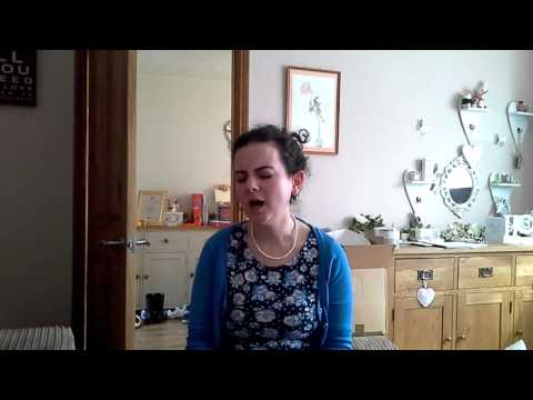 CBT therapist sings Picking Up The Pieces