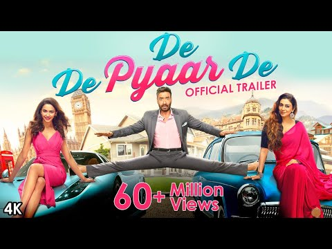 Xxx Mp4 De De Pyaar De Official Trailer Ajay Devgn Tabu Rakul Preet Singh Akiv Ali 17 May 3gp Sex