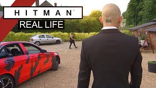 HITMAN Real Life - High Profile Target