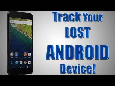 How To Track a Lost Android Phone Or Tablet | No APP Needed