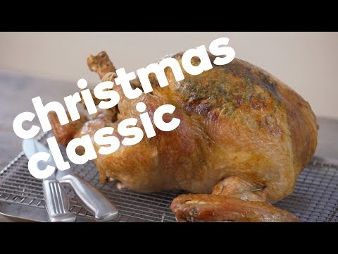 How to brine, cook & carve turkey