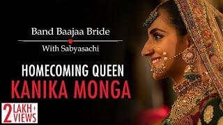 Story Of Two Hearts That Beat In The Same Rhythm Band Baajaa Bride With Sabyasachi EP8 Sne