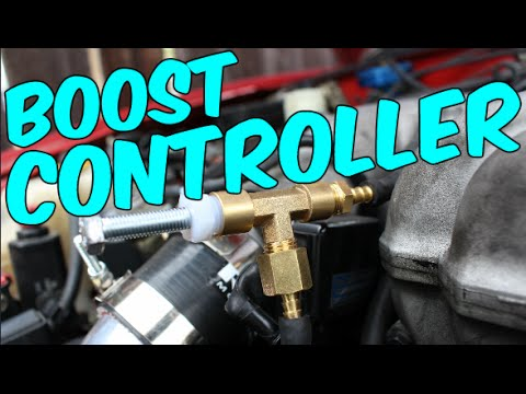 Build & Install a Boost Controller for $20! (Better than eBay Units)