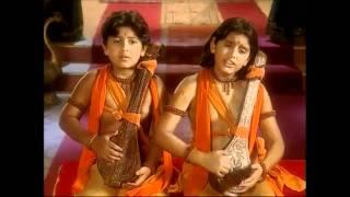 Luv & Kush Singing Ramayan for Lord Rama [Full Song] Brave Sons of Mother Sita Lav and Kush Ramayana