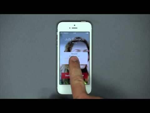 How to configure and use Second Call with iOS - Mobistar