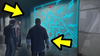WHAT HAPPENS IF THEY MEET ON MOUNT CHILIAD? (GTA 5)