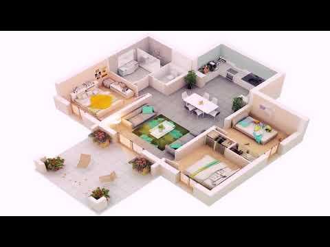 Simple Three Bedroom House Plan