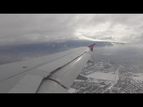 Wizz Air Airbus A320-232 | London Luton to Sofia *FULL FLIGHT*