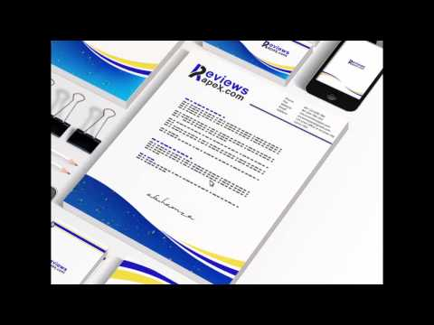 Free Download Blue Corporate Identity Template