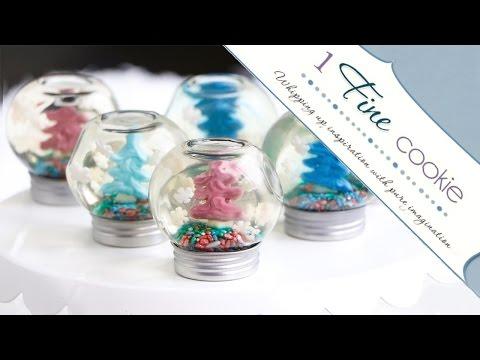 Snow Globe Jello Shots Recipe