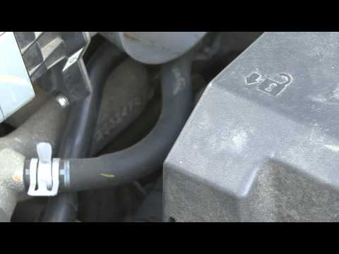 How to change your thermostat on a 04 Chevy Malibu with 3.5