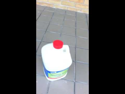 HOW TO REMOVE DRIED MORTAR FROM CERAMIC TILE