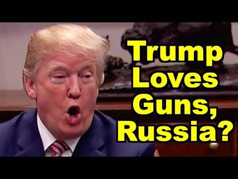 Trump Loves Guns, Russia? - Dana Loesch, Adam Schiff & MORE! LV Sunday LIVE Clip Roundup 253