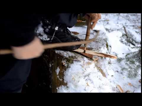 How to easily make a Bow Drill