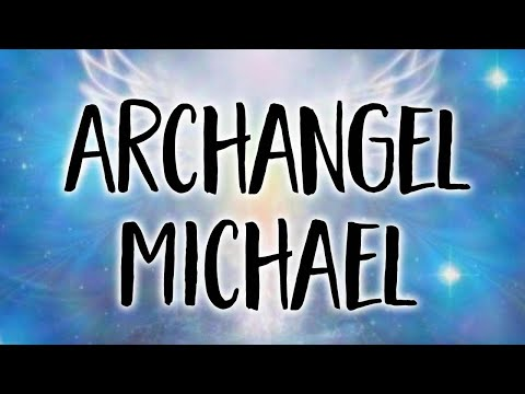 Archangel Michael Angel Message, Clear Cleanse & Lift Meditation
