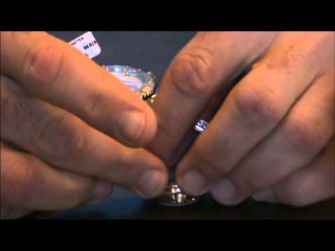 Rolex Training: How to remove/install bands & identify serial numbers and model numbers