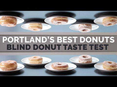 What's the Best Donut Shop in Portland?