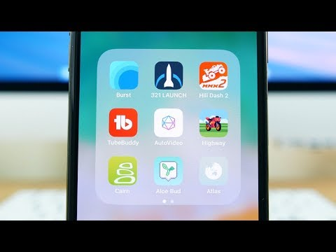 Top 10 iOS Apps of April 2018!