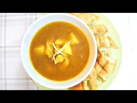 How to make Chicken Soup Easy Recipe tutorial | Cooking Recipes | Cook with Anisa