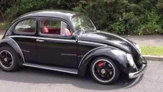 12 second Beetle - 2332cc 48 IDA bug start up 8500+ rpm 201bhp at the wheels