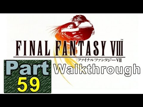 Final Fantasy 8: P59: Esthar: Shopping, Refining Items, and Exiting
