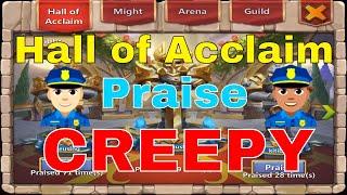Castle Clash New Hero Zephyrica Dragon, Level 9 Insignias