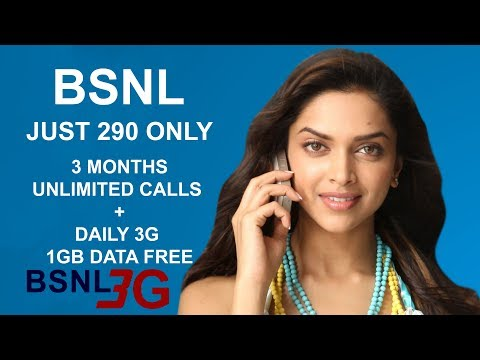 BSNL PLAN 429 JUST PAY 290 ONLY  - Phoenix Thamizha