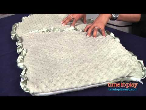Baby Nap Mat from zCush