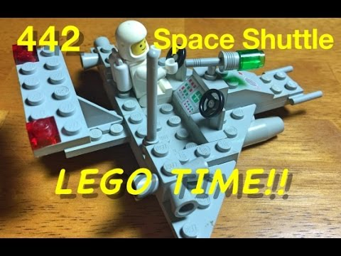 442 Space Shuttle 1979 Vintage LEGO set
