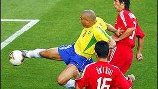 Ronaldo vs Turkey World Cup 2002 (Group Stages)