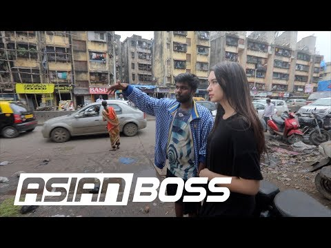 Xxx Mp4 We Spent A Day In The Largest Slum In India ASIAN BOSS 3gp Sex
