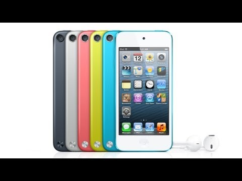 Apple iPod Touch 5th Generation Full Overview