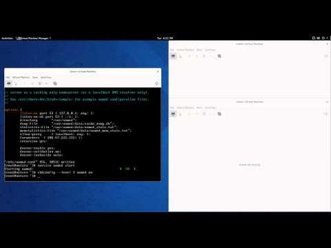 Set up a Caching DNS Server on CentOS 6.6