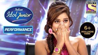 Shreya Gets Emotional On The Song