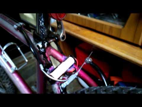 diy bicycle brake light