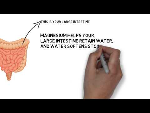 How Magnesium Cures Constipation