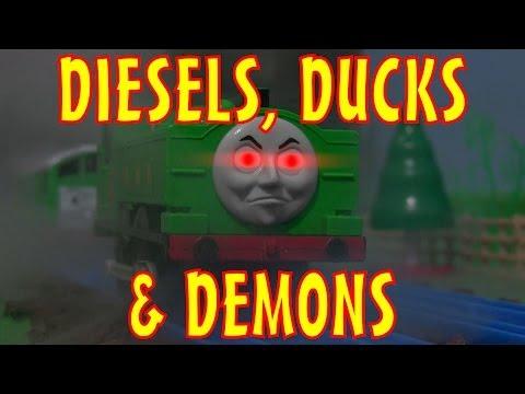 TOMICA Thomas & Friends Short 32: Diesels, Ducks & Demons