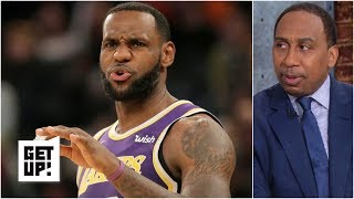 Walt 'Clyde' Frazier calling LeBron a bad teammate is 'irresponsible' – Stephen A.   Get Up!