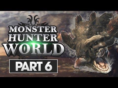 Monster Hunter World Walkthrough Part 6: Jyuratodus
