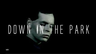GARY NUMAN : DOWN IN THE PARK REMIX