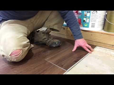 Lifeproof flooring installation