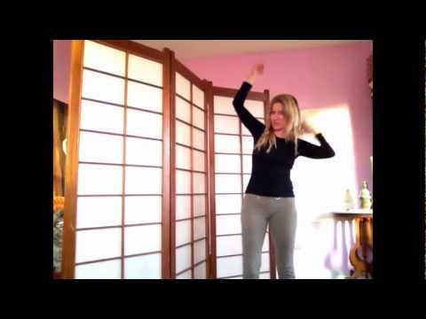 Restore the Nervous System~an easy exercise from Kundalini Yoga