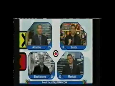 Around the Horn - J.A. Adande goes off