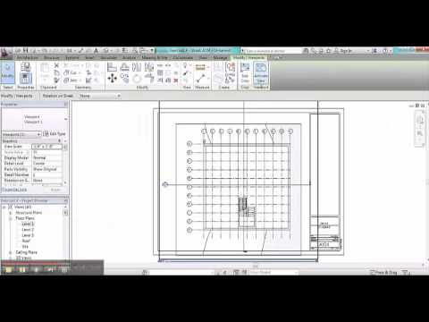 Modifying & Setting Up Sheets in Revit