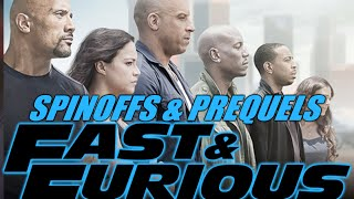 New FAST & FURIOUS Trilogy, Spinoffs & Prequels In The Works